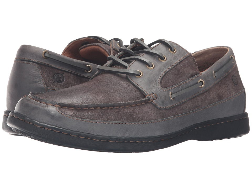 Born Harwich (Peltro/Neutral Grey) Men