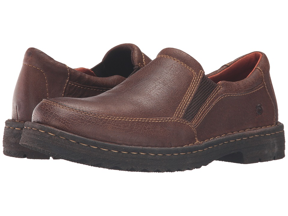 Born - Rustad (Timber) Men's Slip on Shoes