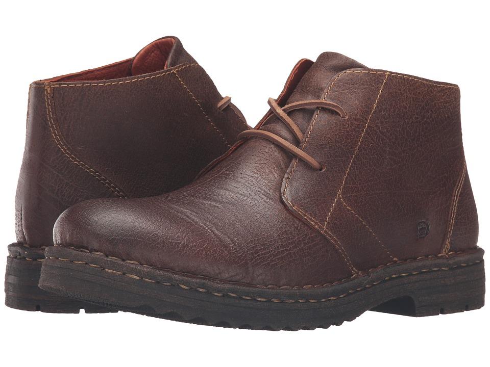 Born - Limon (Timber) Men's Slip on Shoes