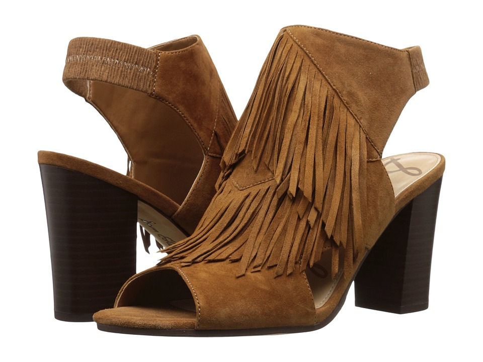 Sam Edelman Elaine Saddle Kid Suede Leather Shoes
