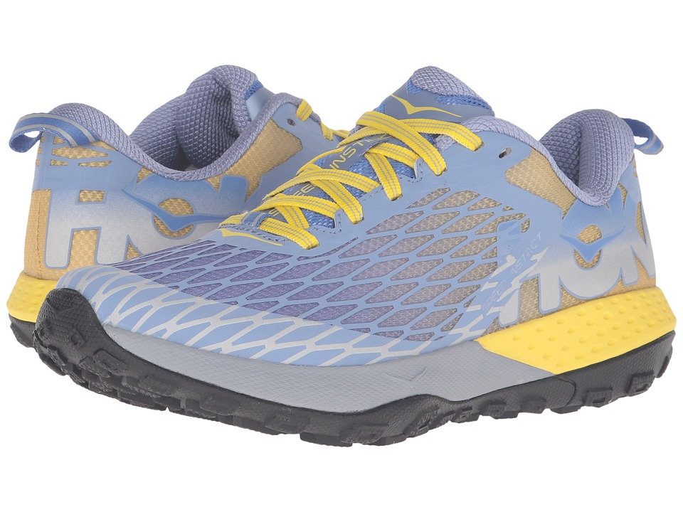 Hoka One One - Speed Instinct (Ultramarine/Aurora) Women's Shoes