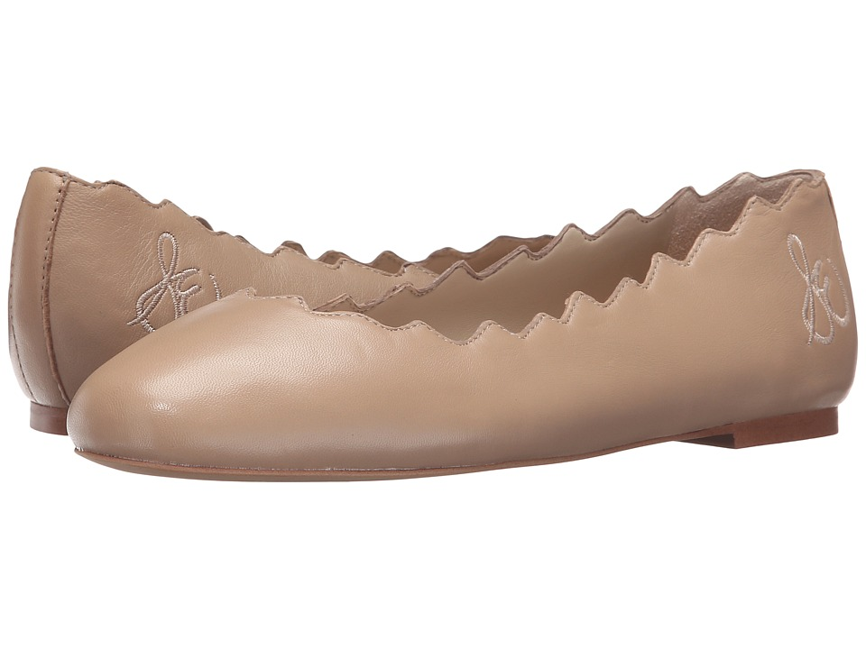 Sam Edelman - Francis (Classic Nude Leather) Women's Shoes