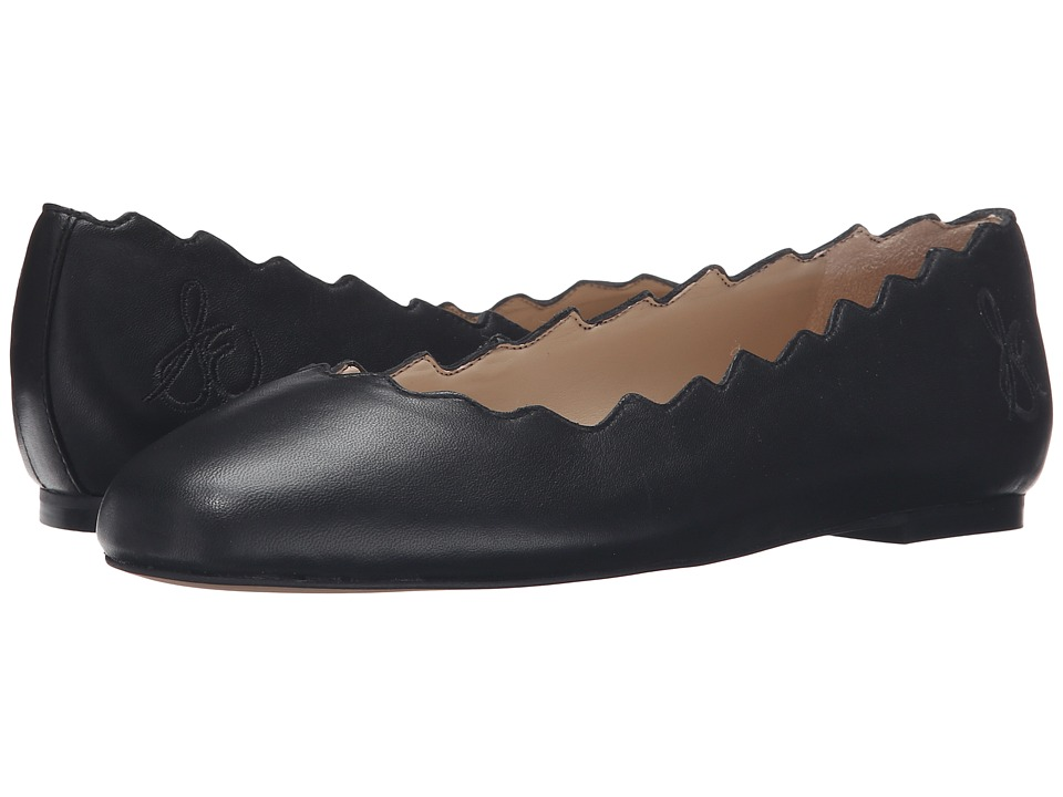 Sam Edelman - Francis (Black Et Sheep Lux Leather) Women's Shoes