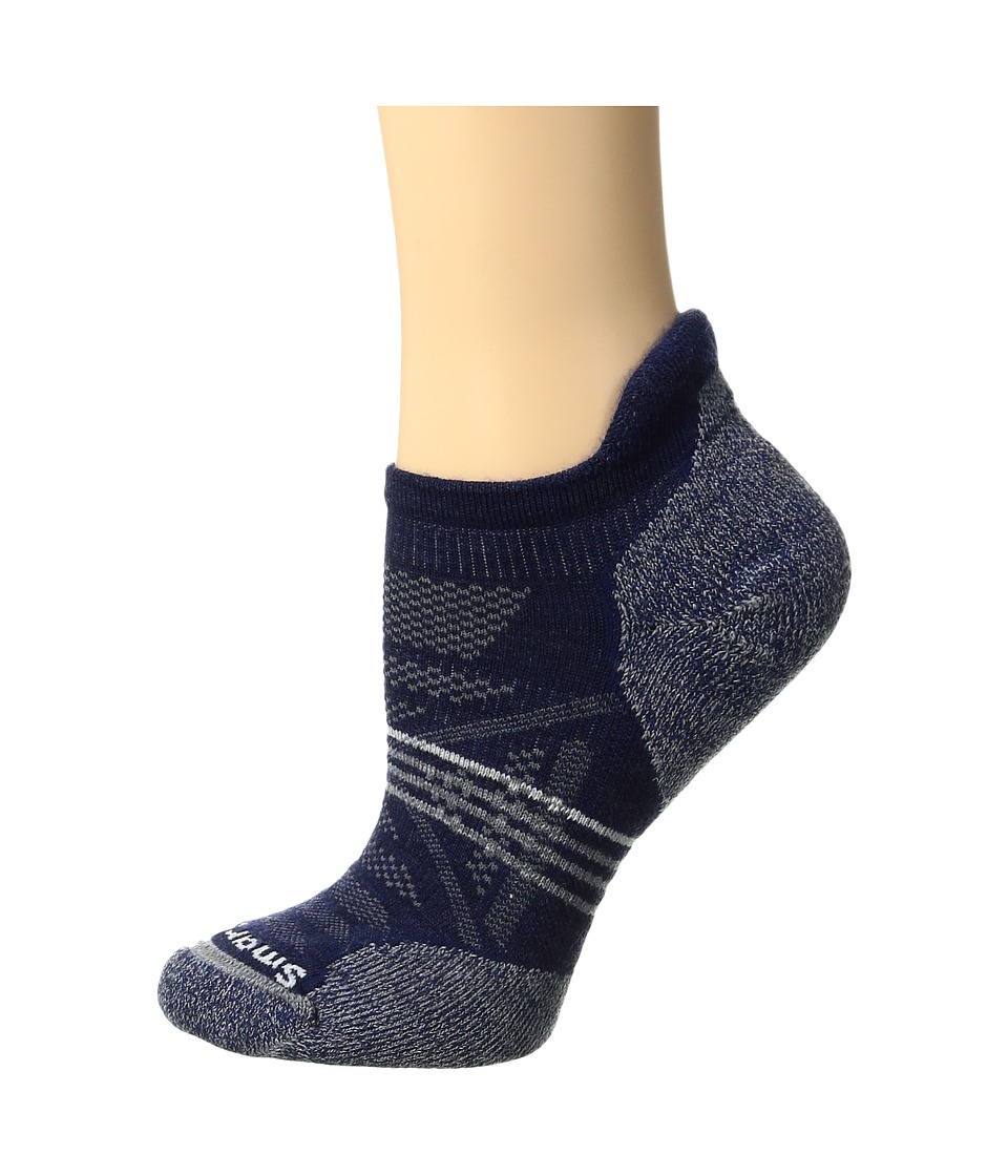 Smartwool - PhD Outdoor Light Micro 3-Pack (Ink) Women's Crew Cut Socks Shoes