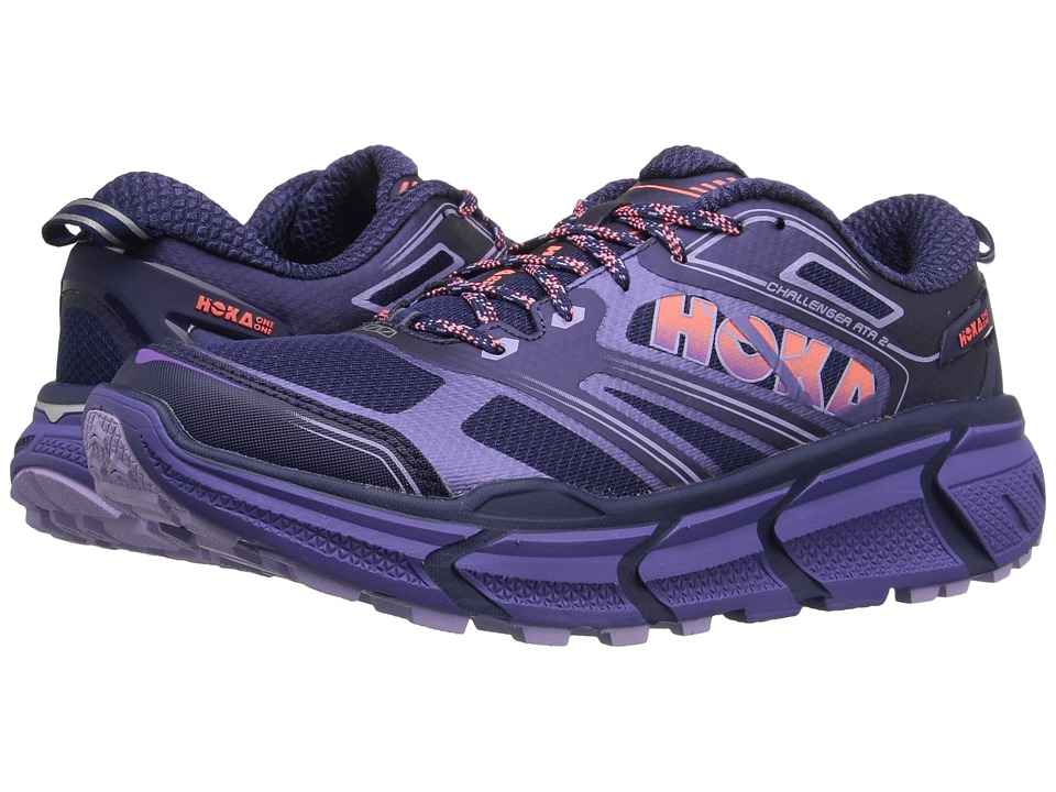 Hoka One One - Challenger ATR 2 (Astral Aura/Lavender) Women's Running Shoes