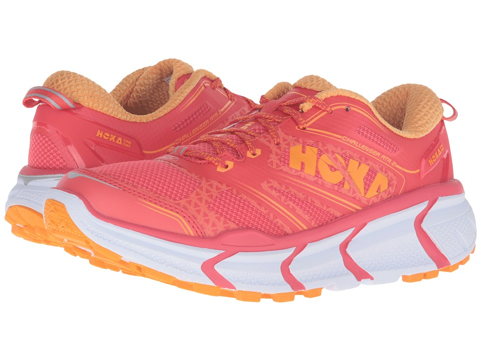 Hoka One One - Challenger ATR 2 (Cayenne/Bright Marigold) Women's Running Shoes