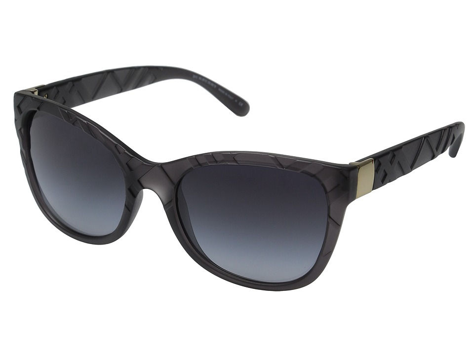 Burberry - 0BE4219 (Matte Black) Fashion Sunglasses