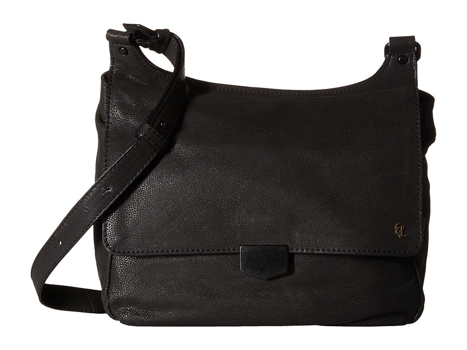 Elliott Lucca - Lia City Saddle Bag (Black) Bags