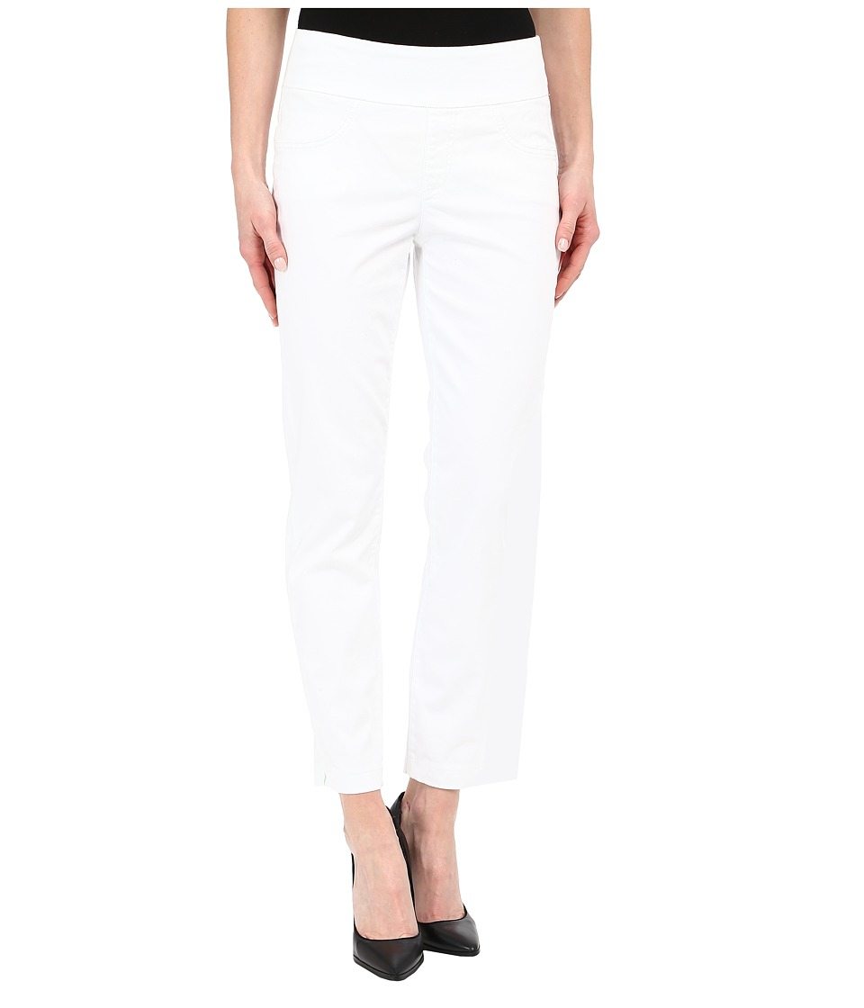 Miraclebody Jeans Andie 28 Ankle Pull-On Pants (White) Women