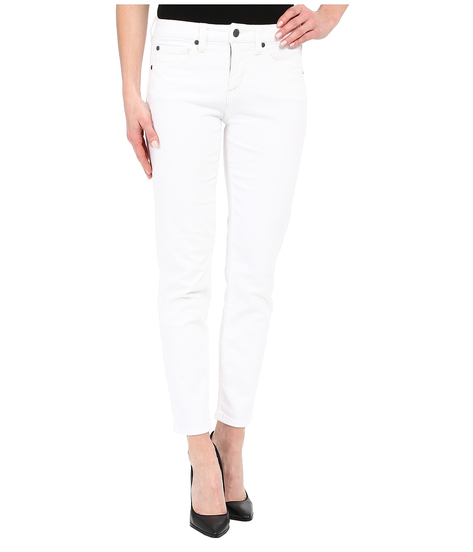 Miraclebody Jeans - Sandra D. 28 Skinny Ankle Jeans in Blanco White (Blanco White) Women's Jeans