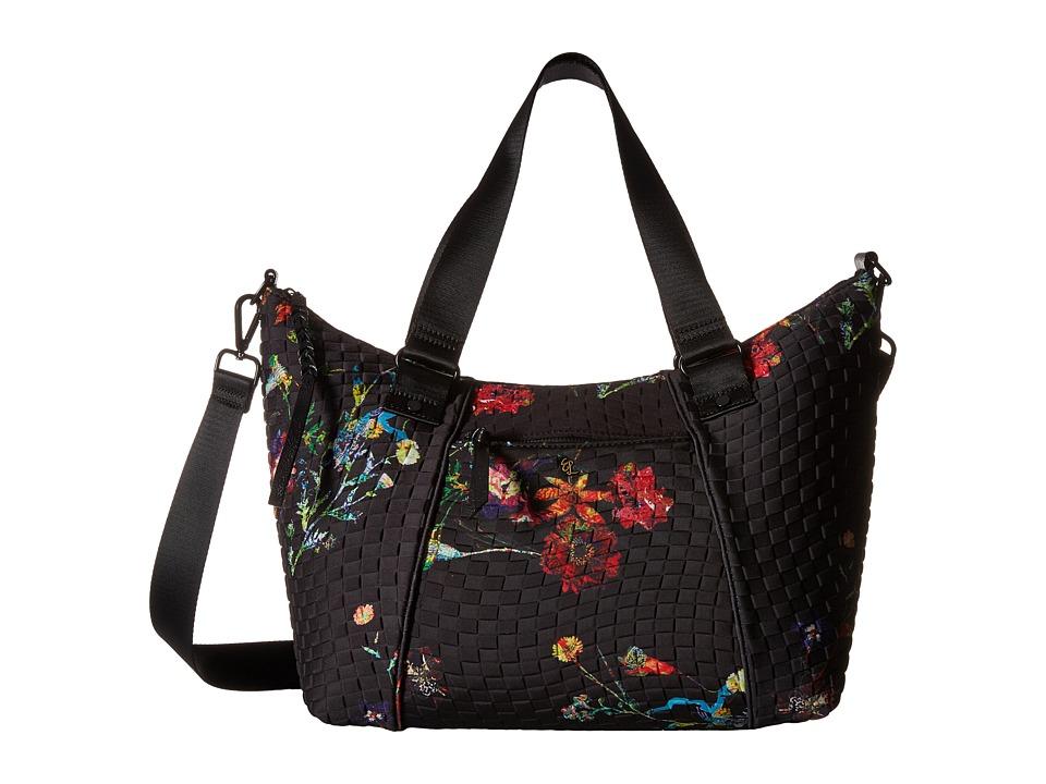 Elliott Lucca - Louie Satchel (Spring Botanica Neoprene) Satchel Handbags