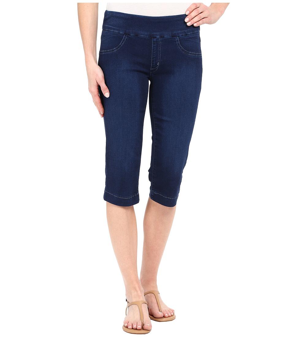 Miraclebody Jeans - Rudy 17 Cuffed Denim Shorts in Trinidad Blue (Trinidad Blue) Women's Shorts