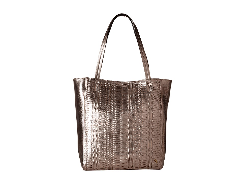 Elliott Lucca - Bali '89 All Day Tote (Pyrite Negara) Tote Handbags