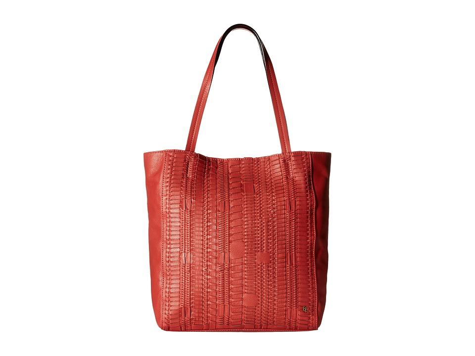 Elliott Lucca - Bali '89 All Day Tote (Sienna Negara) Tote Handbags