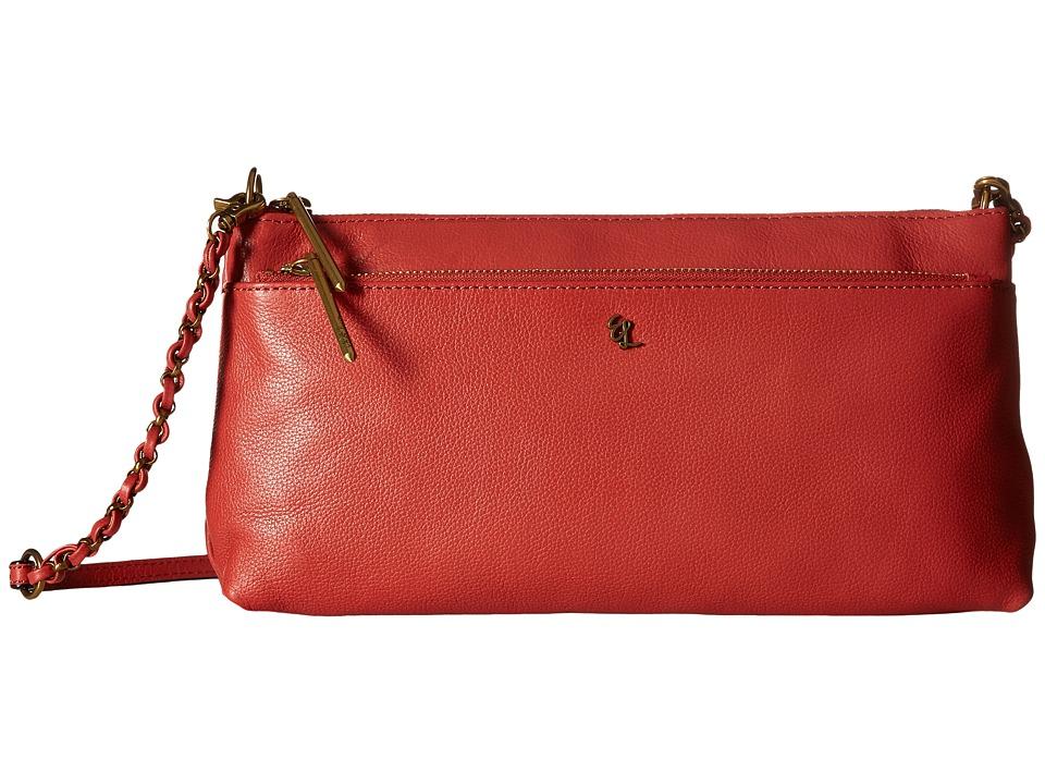Elliott Lucca - Lucca Solid 3 Way Demi (Sienna) Handbags