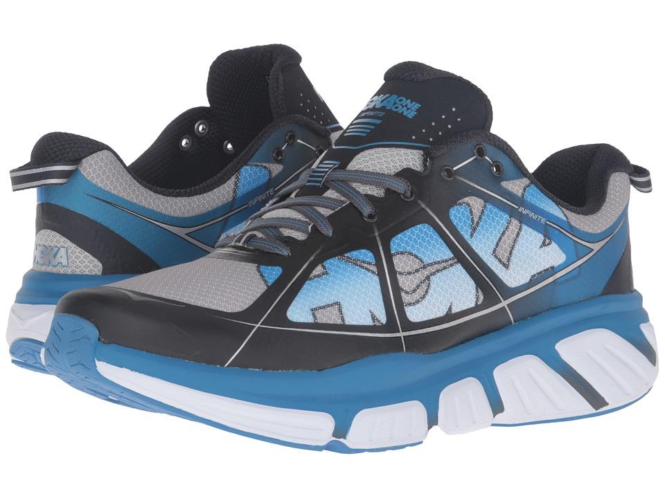 Hoka One One - Infinite (Blue Graphite/French Blue) Men's Running Shoes