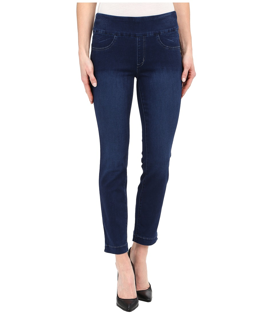 Miraclebody Jeans - Andie 28 Ankle Pull-On Jeans in Trinidad Blue (Trinidad Blue) Women's Jeans