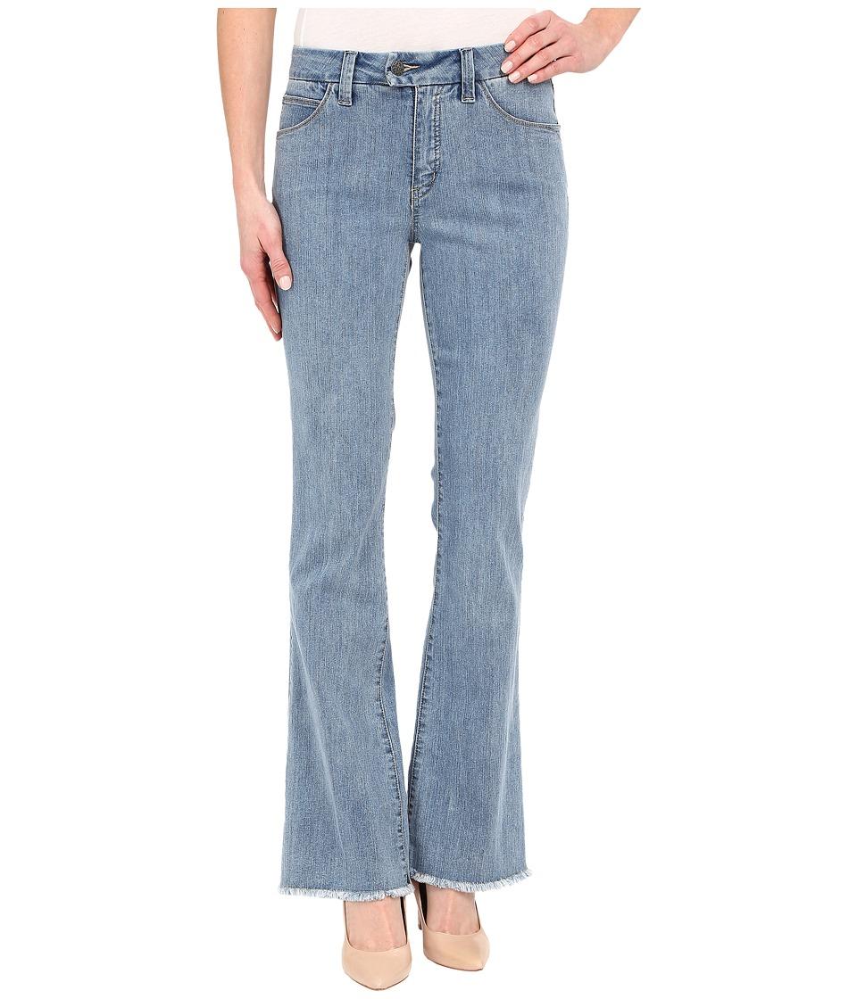 Miraclebody Jeans Tara Flare Jeans in Dorado Blue (Dorado Blue) Women