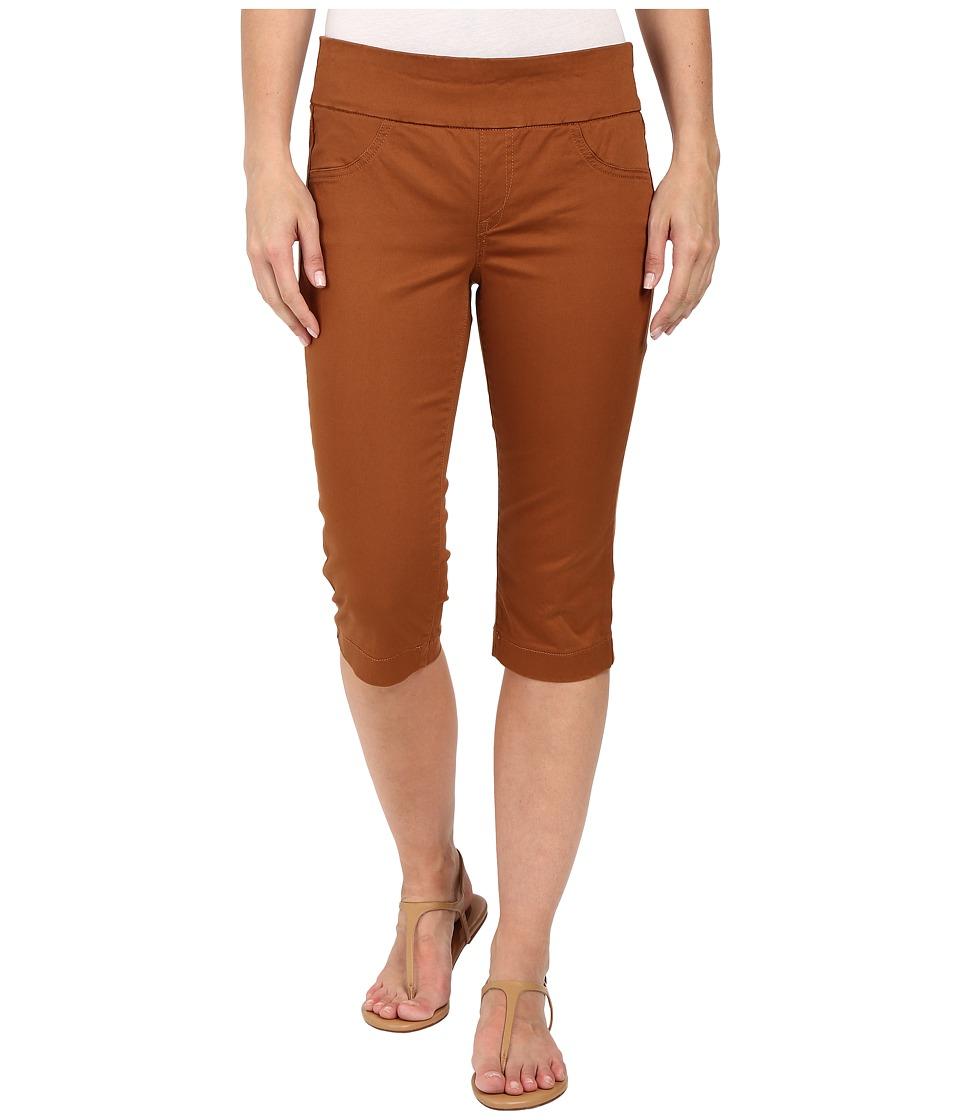 Miraclebody Jeans - Rudy 17 Cuffed Sateen Shorts (Butterscotch Yellow) Women's Shorts