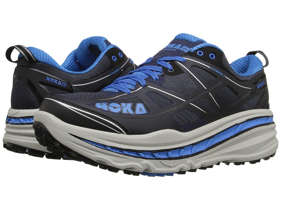Hoka One One - Stinson 3 ATR (Ombre Blue/French Blue) Men's Running Shoes