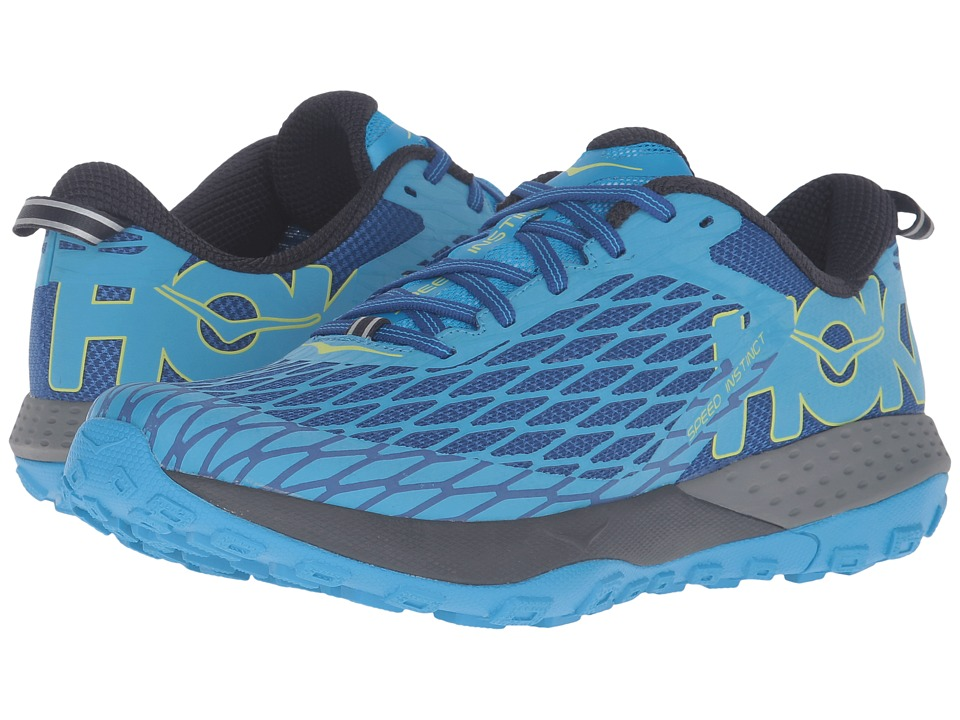 Hoka One One - Speed Instinct (True Blue/Dresden Blue) Men's Shoes