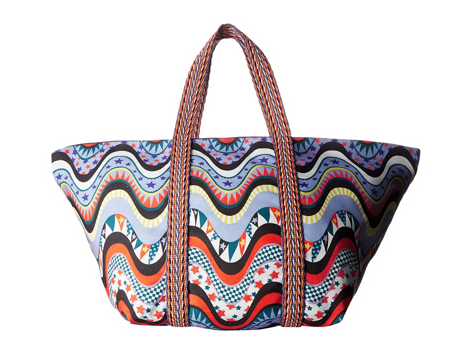 M Missoni - Beach Bag (Teal) Handbags