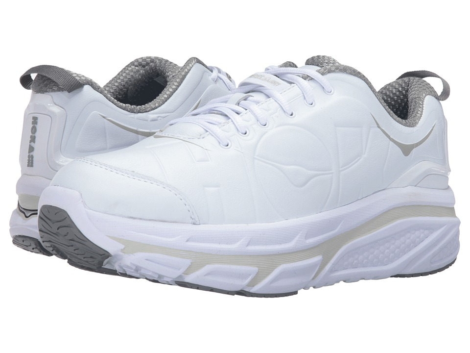 Hoka One One - Valor LTR (White) Men's Shoes