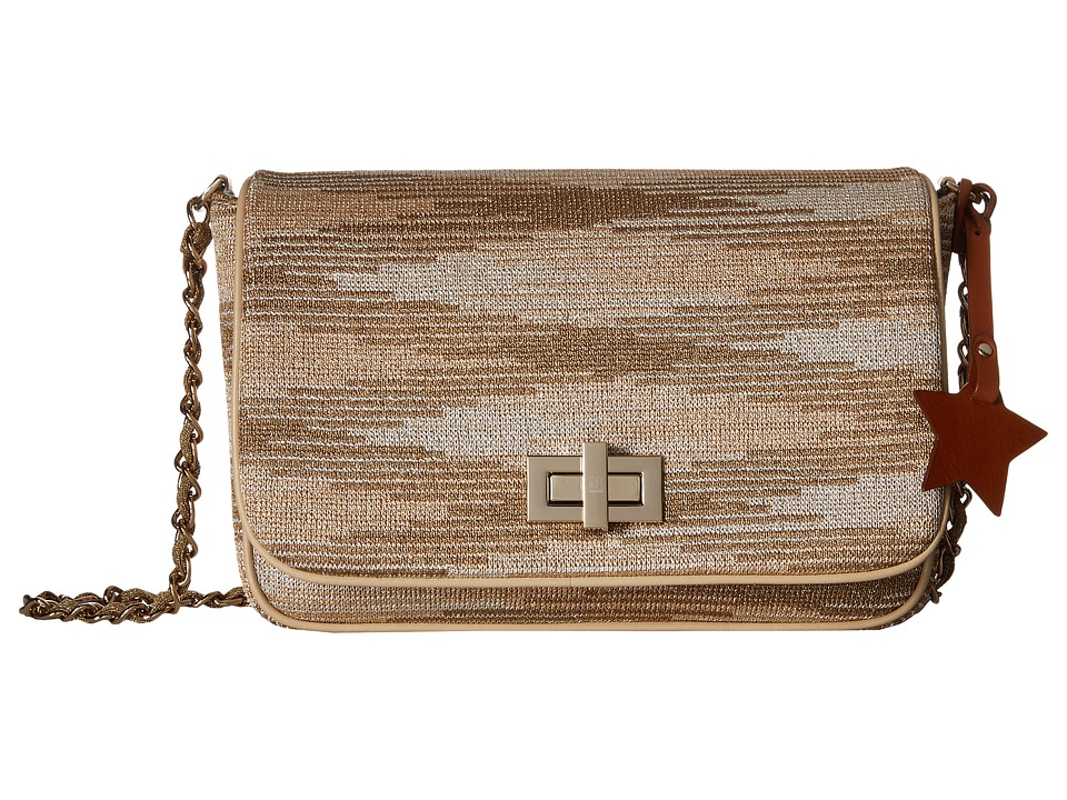 M Missoni - Lurex Bag Cross Over (White) Handbags
