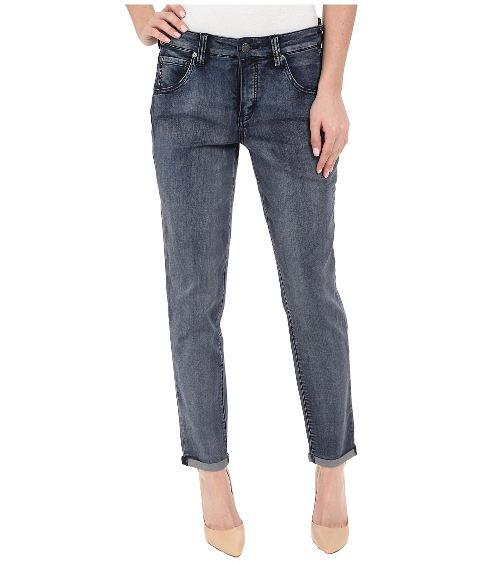 Miraclebody Jeans - Brodie Boyfriend Jeans in Avalon Blue (Avalon Blue) Women's Jeans
