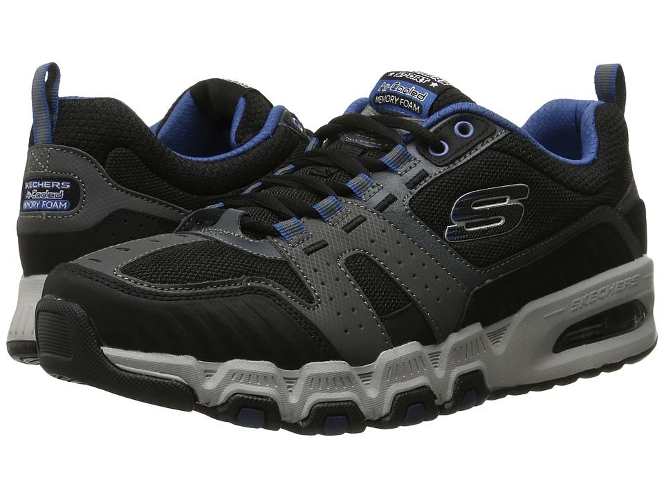 SKECHERS G-Force Air (Charcoal/Black) Men