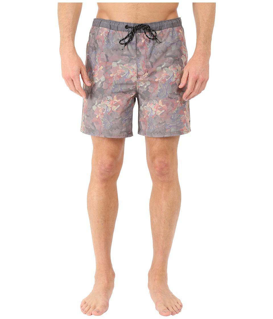 Tavik - Belmont Boardshorts (Floral) Men's Swimwear