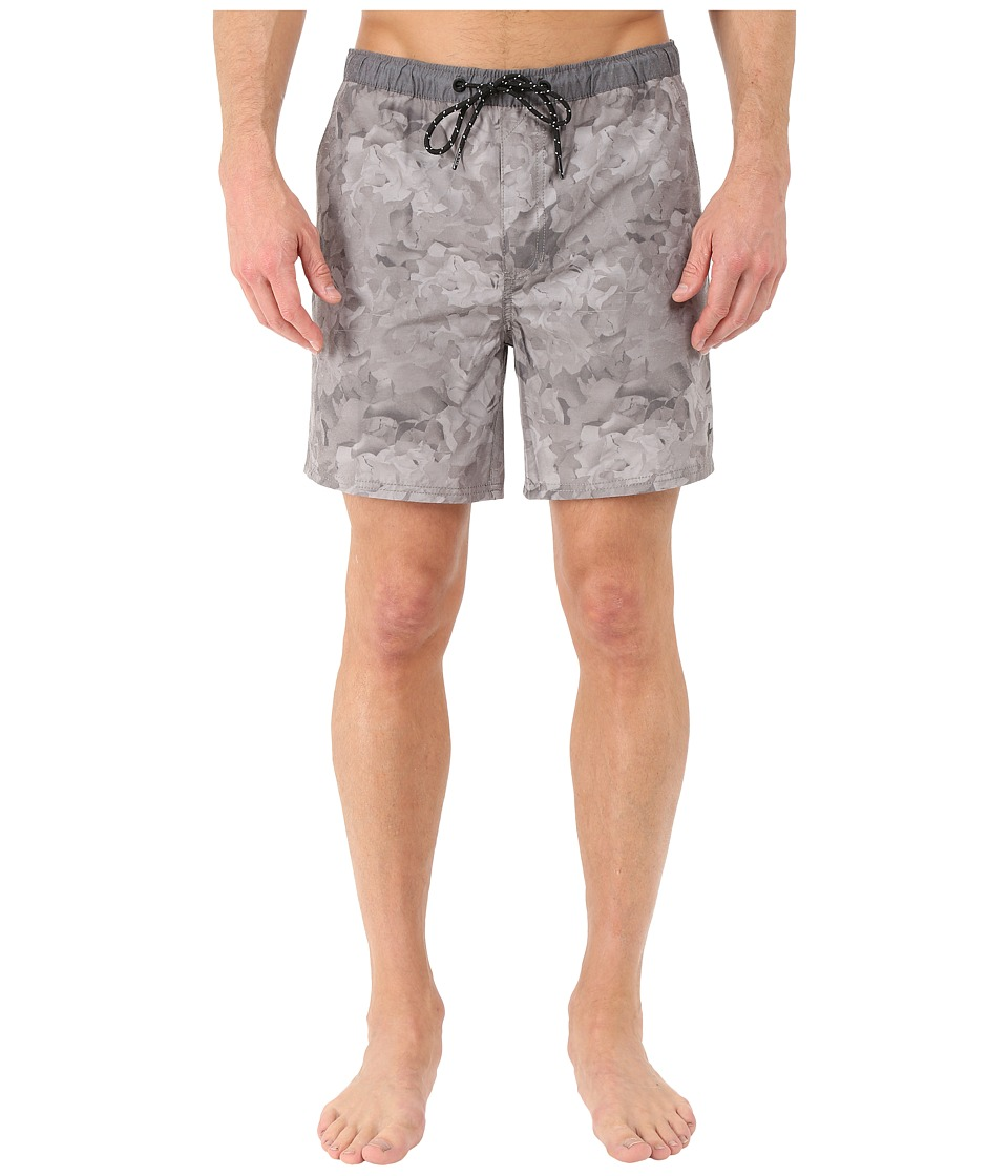 Tavik Belmont Boardshorts (Floral Black) Men