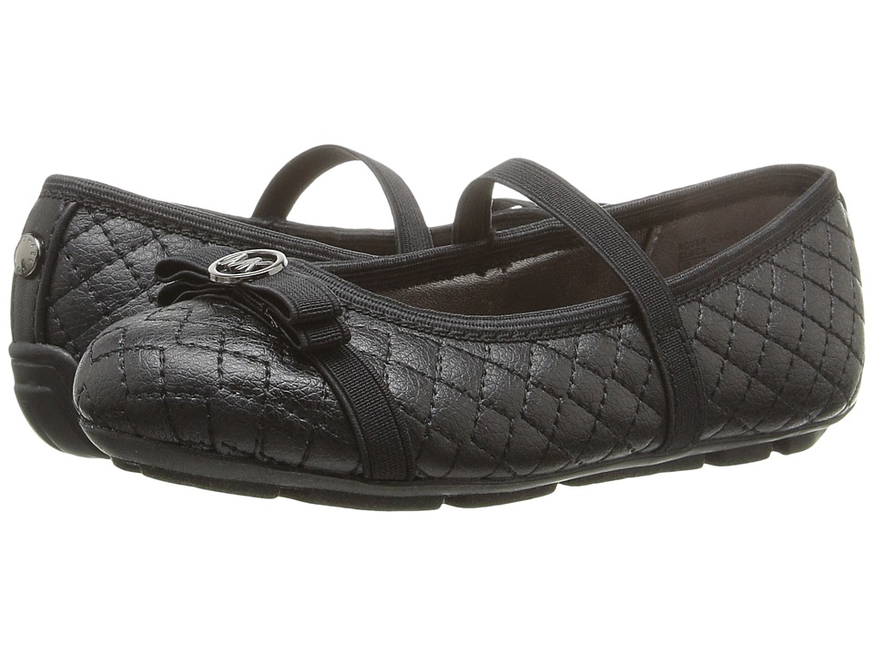 MICHAEL Michael Kors Kids - Rover Lilo-T (Toddler/Little Kid) (Black) Girl's Shoes