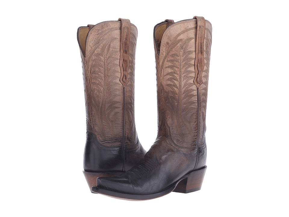 Lucchese Maxine (Pearl Bone) Cowboy Boots