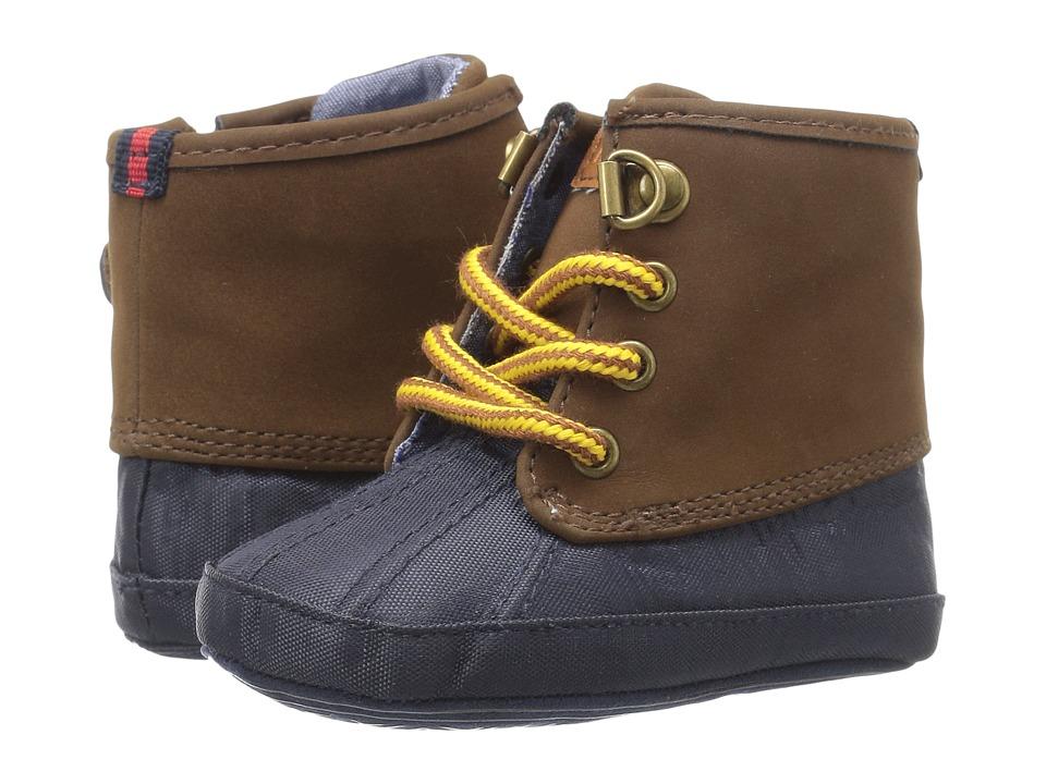 Tommy Hilfiger Kids - Lil Duck Boot (Infant/Toddler) (Peacoat) Kids Shoes