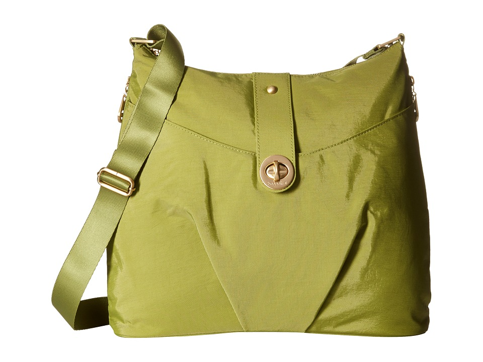 Baggallini - Gold Helsinki Bag (Cactus) Handbags