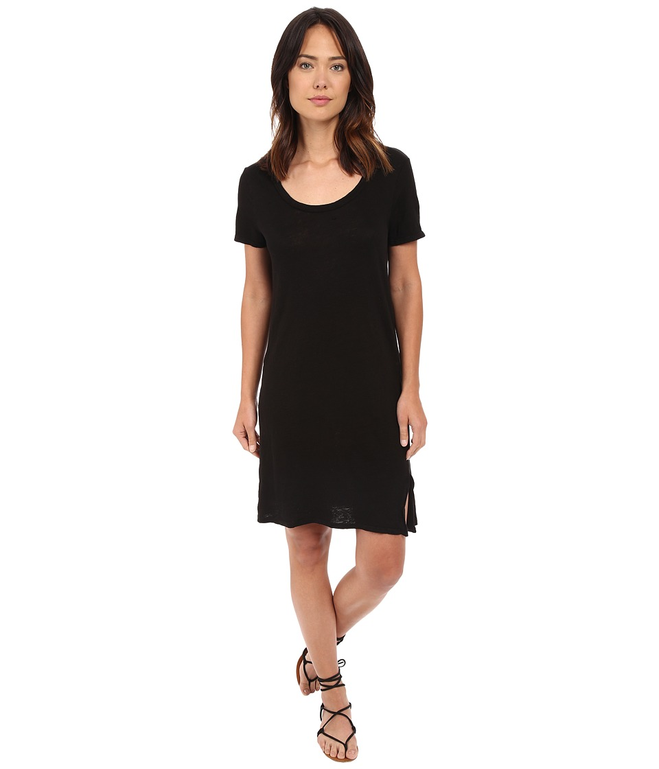 Project Social T - Tee Shirtdress (Black) Women's Dress