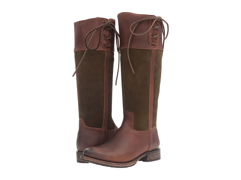 Lucchese - Emma (Honey) Cowboy Boots