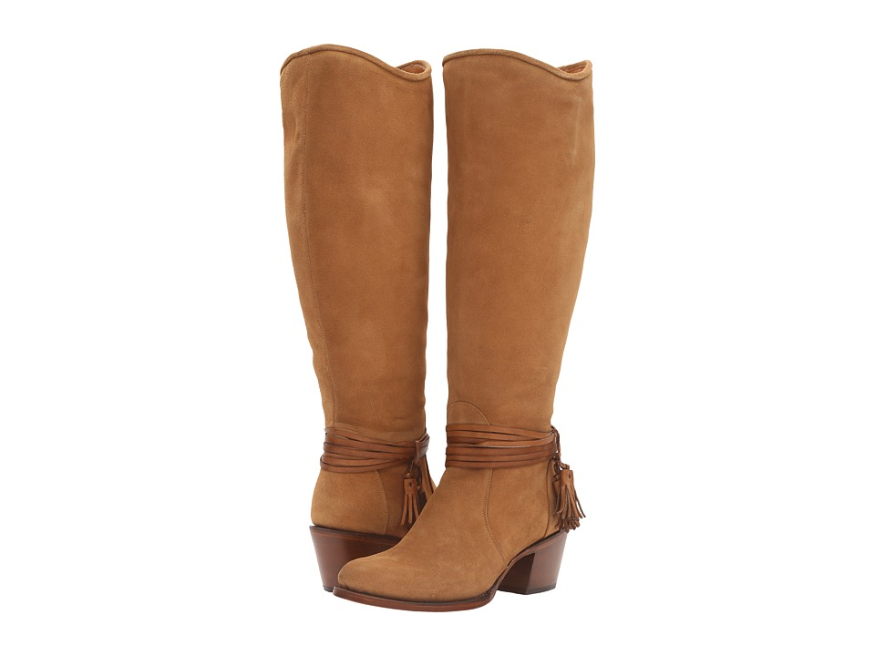 Lucchese Ellie (Tan) Cowboy Boots