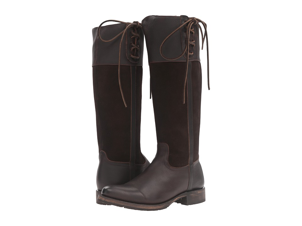 Lucchese Emma (Chocolate) Cowboy Boots