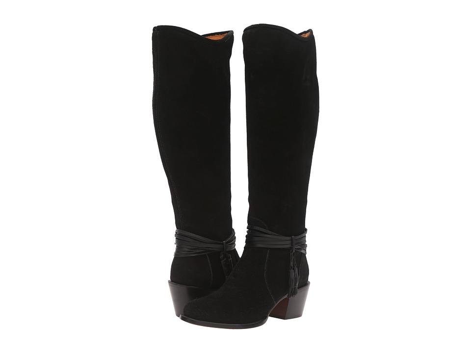 Lucchese - Ellie (Black) Cowboy Boots
