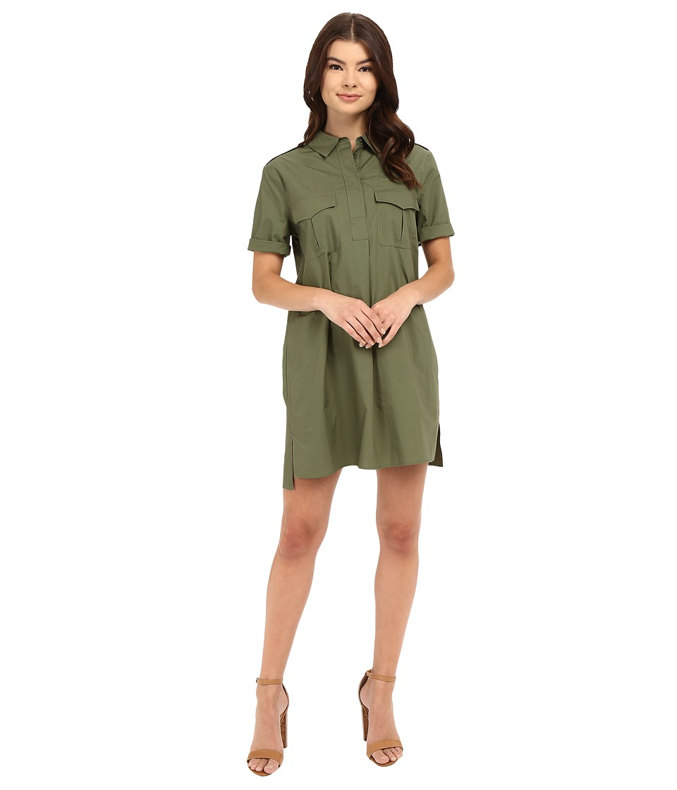 EQUIPMENT Short Sleeve Major Dress