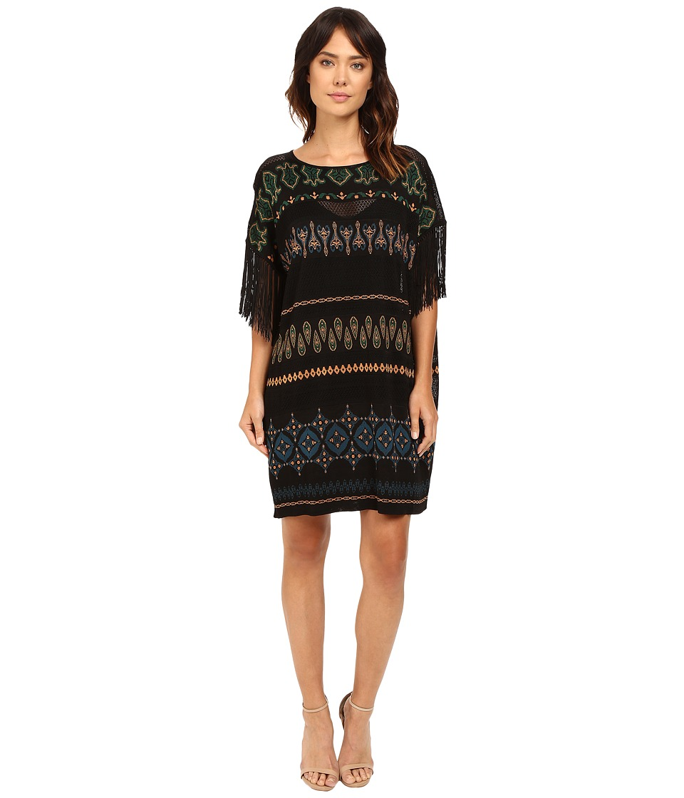 Rachel Zoe Elias Dress (Blue/Green) Women