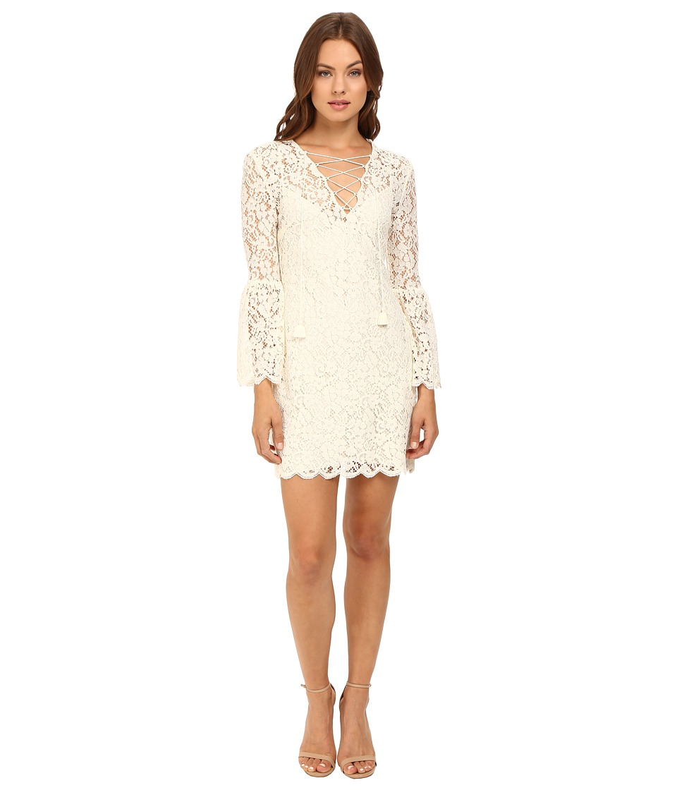 Rachel Zoe Megali Dress (Ecru) Women