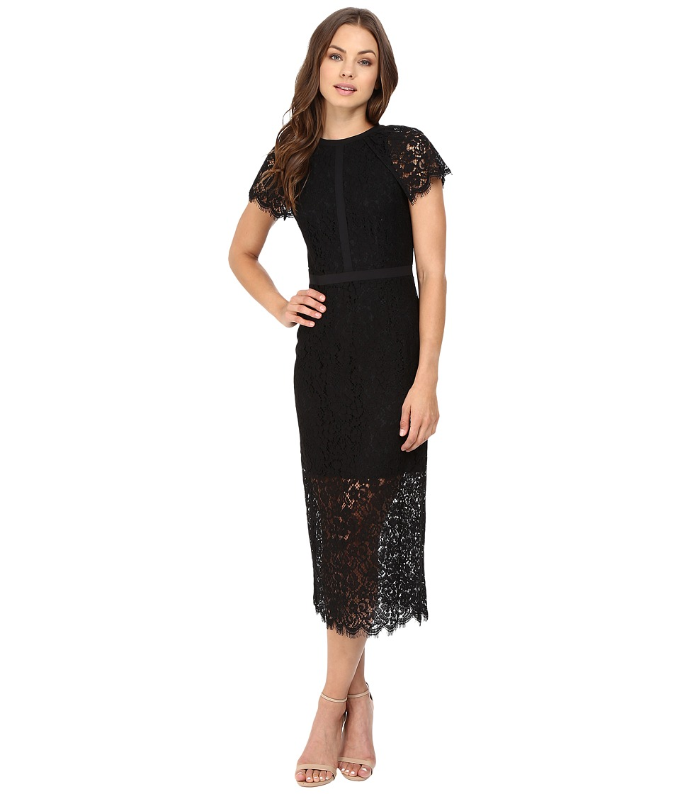 Rachel Zoe - Cairo Dress (Black) Women's Dress