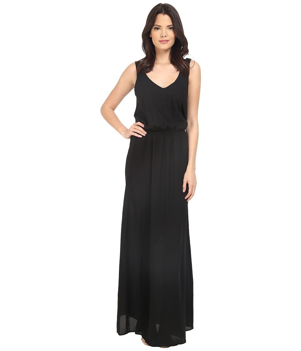 Show Me Your Mumu - Kendall Maxi Dress (Black Crisp) Women's Dress
