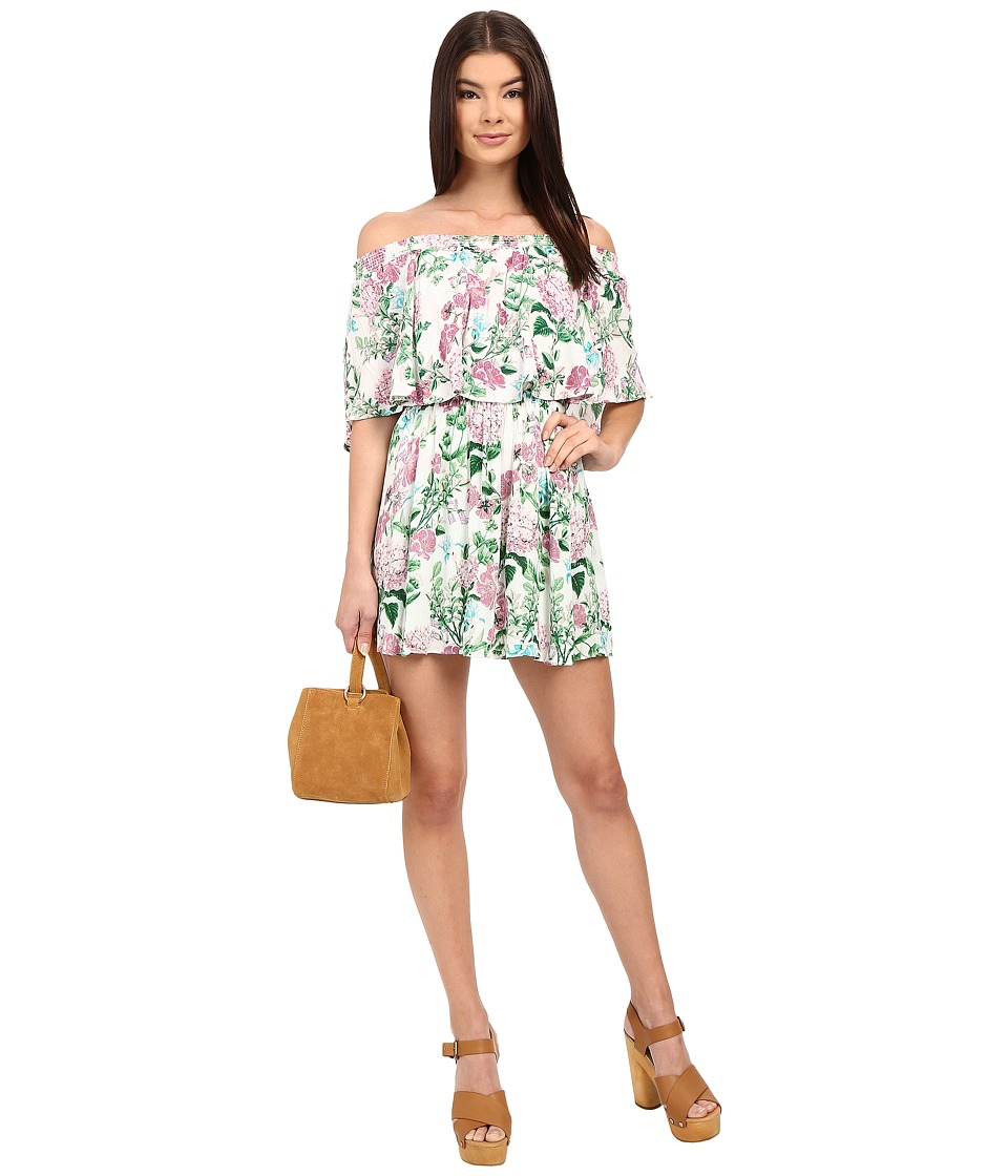 Show Me Your Mumu - Casita Mini Dress (Poppies/Cream Cloud) Women's Dress