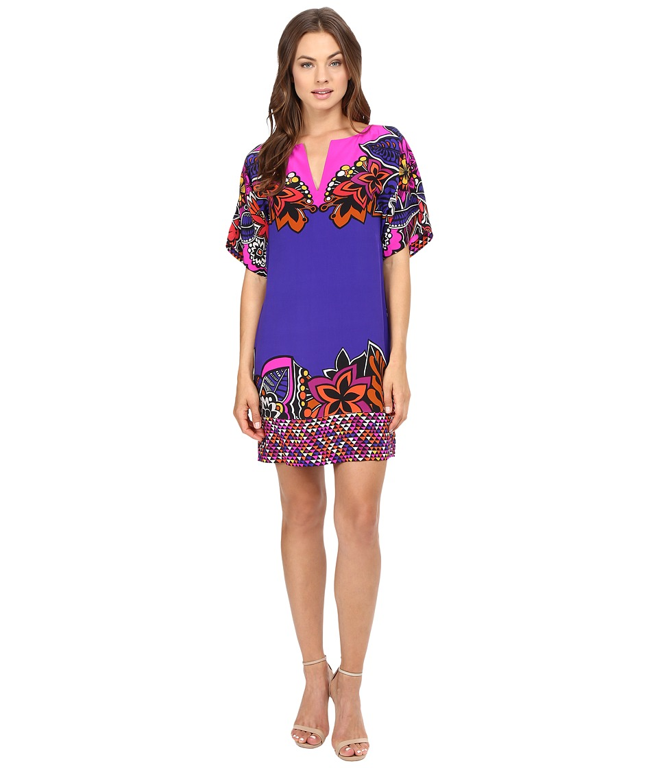 Trina Turk - Carnival Dress (Multi) Women's Dress