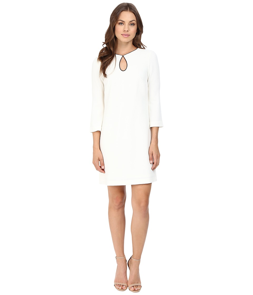 Shoshanna - Gideon Dress (Ivory) Women's Dress