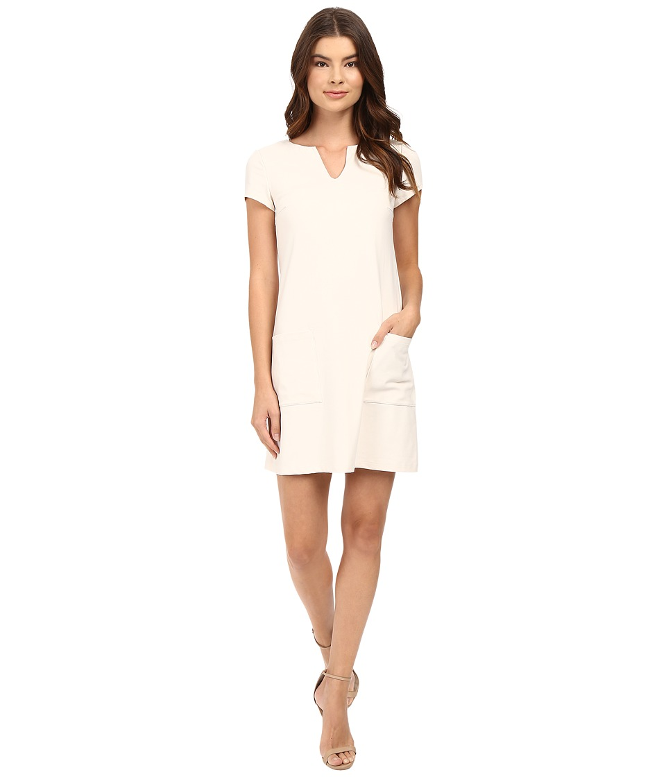 Susana Monaco - Vick Dress (Blanched Almond) Women's Dress